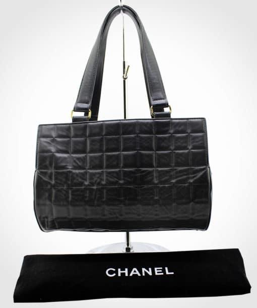 Sac Chanel Polochon Collection Choco Bar