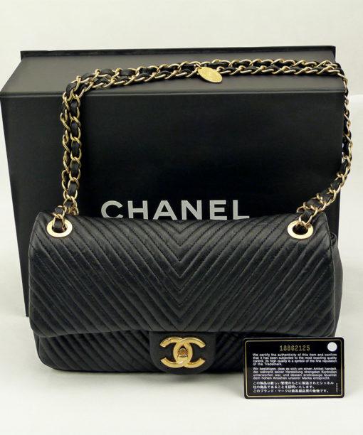 Sac Chanel Timeless Chevron
