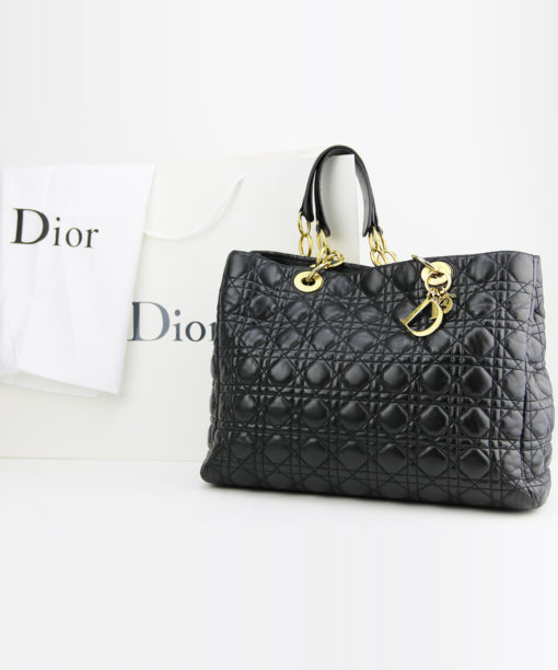 Sac Ligne Lady Dior Soft Shopping