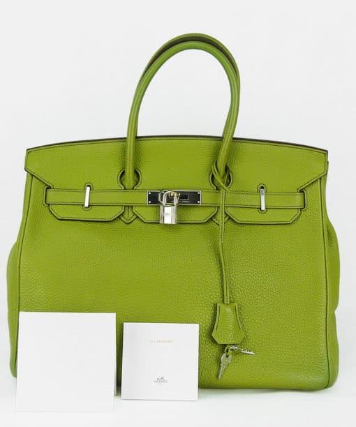 Sac Hermès Birkin 35