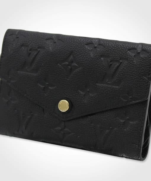 Portefeuille Louis Vuitton Curieuse Compact