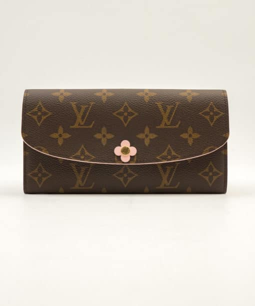 Portefeuille Louis Vuitton Emilie Blooming Flowers