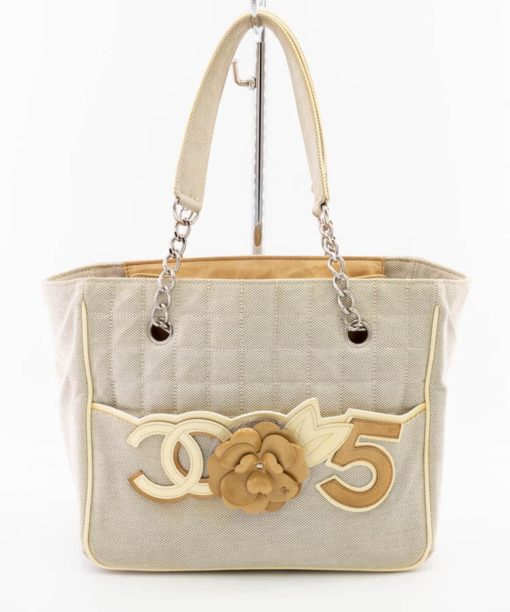 Sac Chanel Camelia N° 5 Tote bag