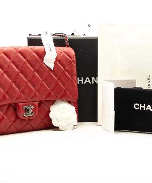 Sac Pochette Chanel Timeless Matelassé