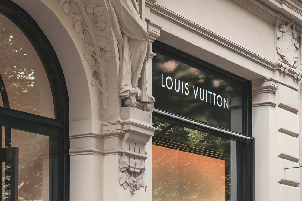 Boutique Louis Vuitton à Paris
