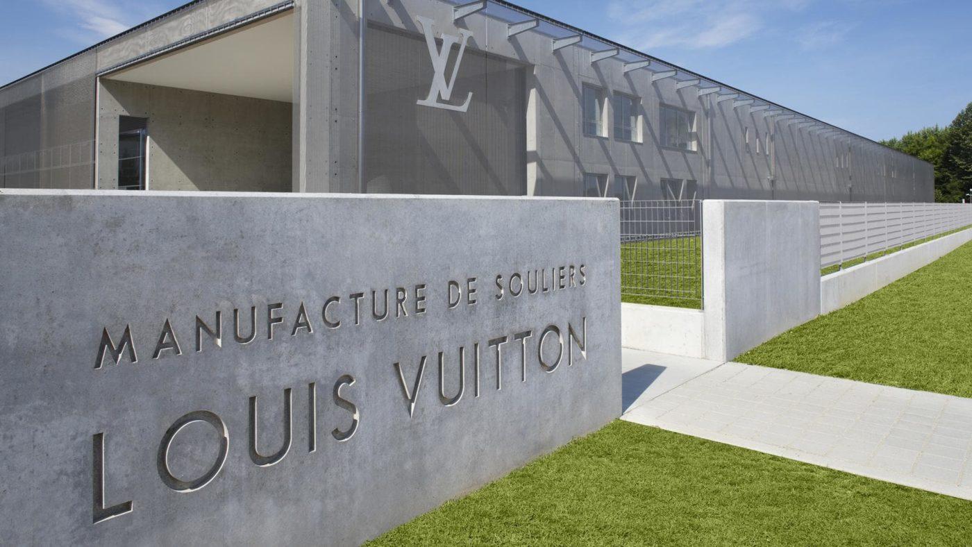 Manufacture des souliers - Louis Vuitton