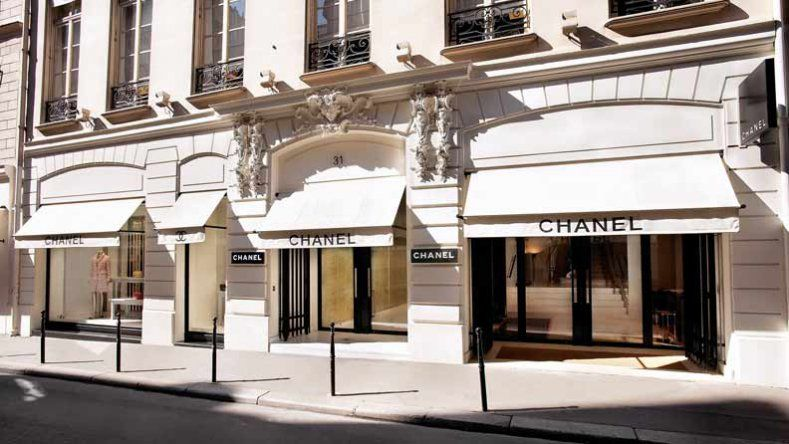 Boutique Chanel Rue Cambon