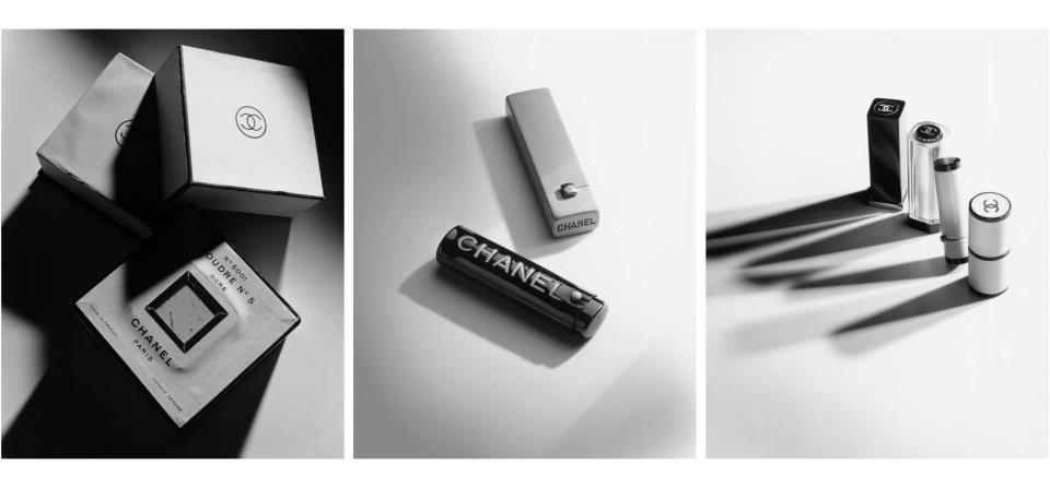 Première ligne de maquillage de Chanel