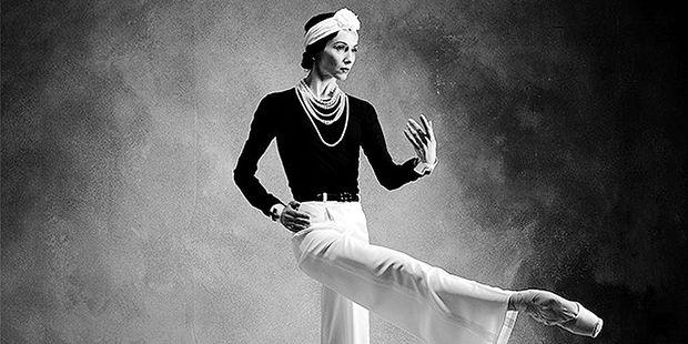 Danse de Coco Chanel