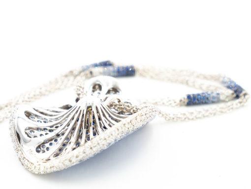 Palmiero Mushroom collier avec pendentif