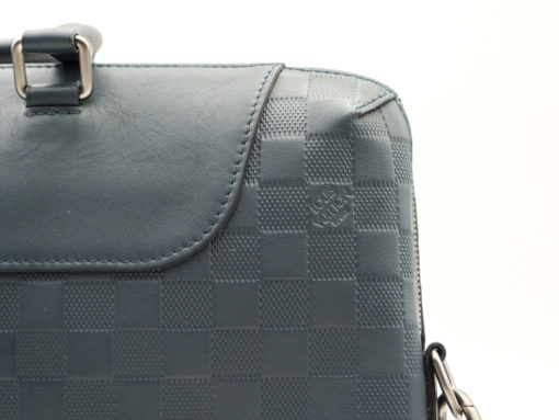 Porte-documents Louis Vuitton Damier Infini Cosmos