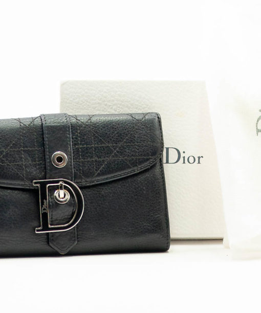 Portefeuille Christian Dior Large