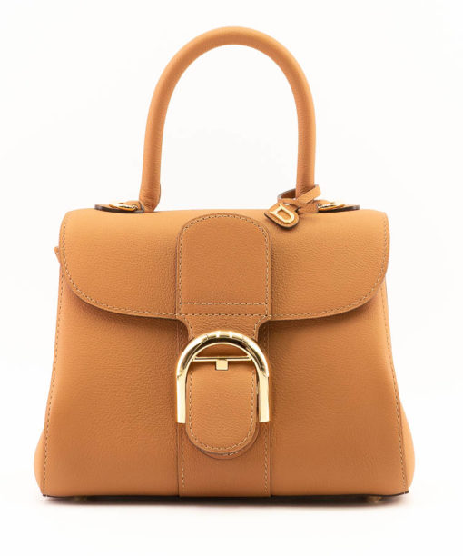 Sac Delvaux Brillant Mini Rodeo Vegetal Ivory