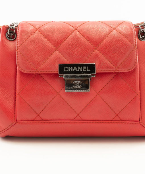 Sac Chanel Cabas Mademoiselle Accordion Flap Petit Shopping