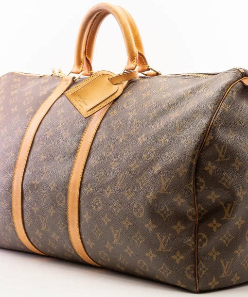 Sac de voyage Louis Vuitton Keepall 55 Monogram