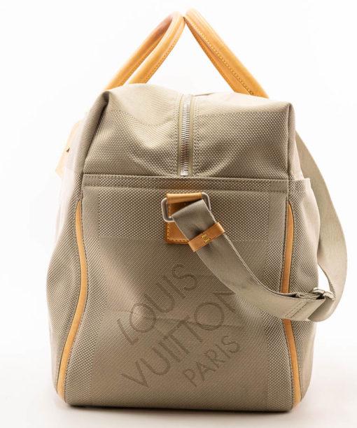 Sac de voyage Louis Vuitton Souverain 55 Sable