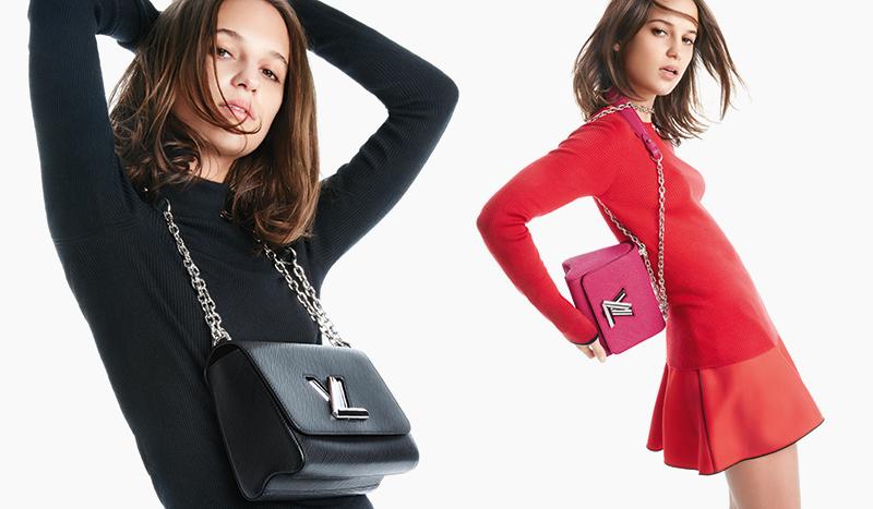Maison Louis Vuitton avec Alicia Vikander