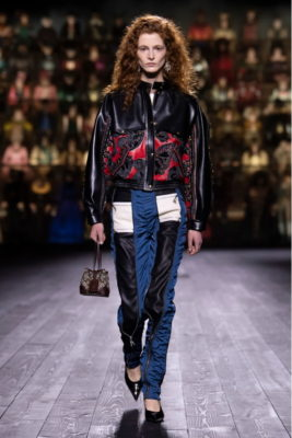 Maison Louis Vuitton x Clementine Blacaen