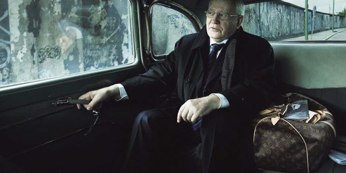 Gorbatchev par Maison Louis Vuitton