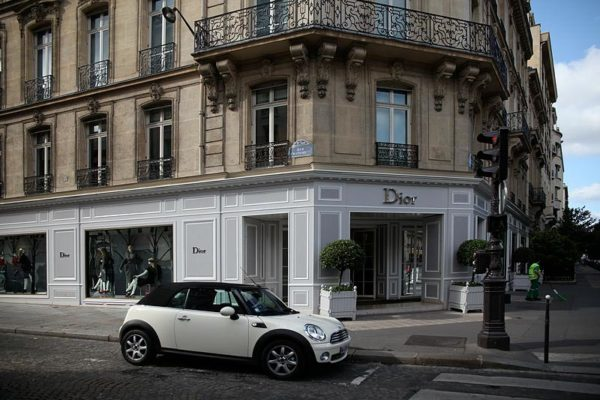 Magasin Dior Avenue Montaigne, Paris