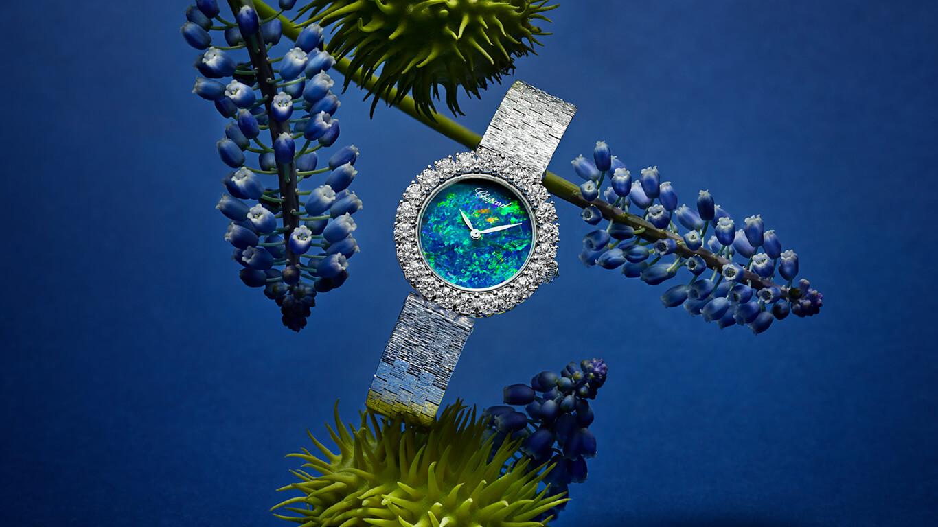 Montre de luxe Chopard L'heure du Diamant ©Chopard France