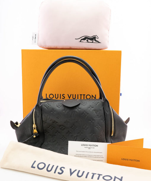 Sac Louis Vuitton Marais MM Monogram Empreinte
