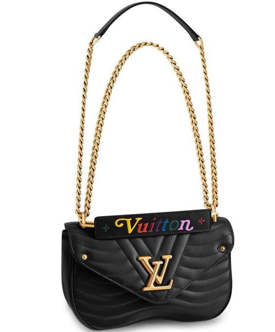 Pochette Louis Vuitton New Wave