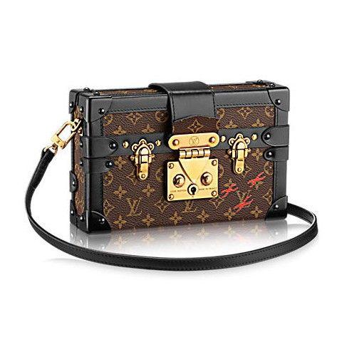 Sac Louis Vuitton Petite Malle
